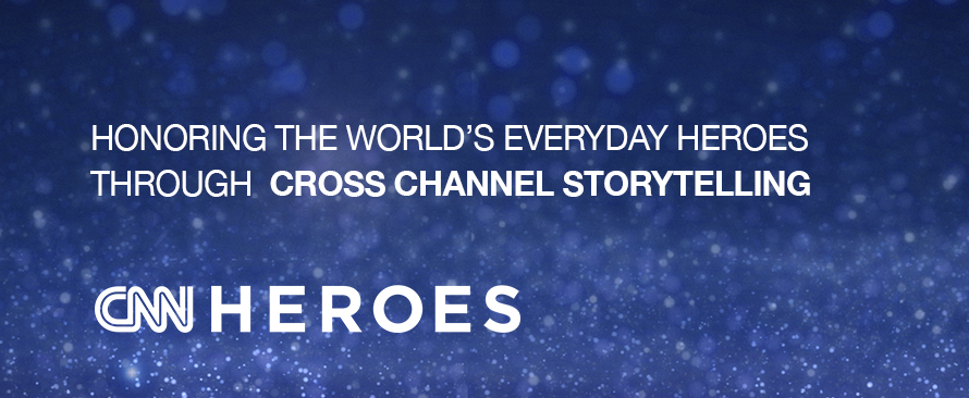 CNN Heroes Headline