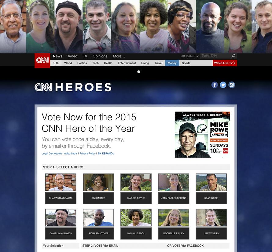 CNN HeroesHero