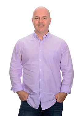 Ian Lebbern Portrait