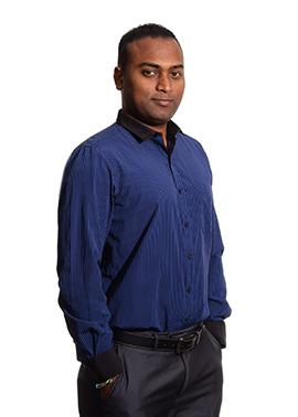 Sandeep Subbenaik Portrait