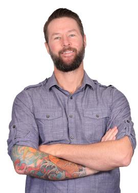 Jason Dilks Portrait